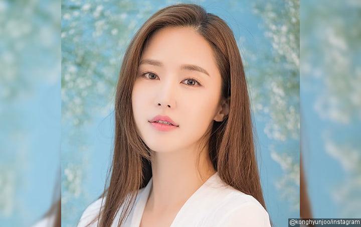 Goong Hyun Joo Menikah Dengan Pria Non-Selebriti