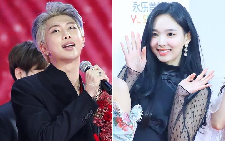Nayeon Twice Dan RM BTS Pernah Satu SMA, Foto Kelulusan Mereka Menjadi Candaan Para Netter