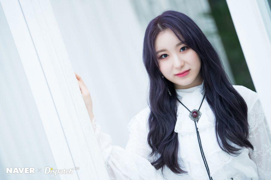 Lee Chaeyeon IZ*ONE Menuai Pujian Para Fans Dan Netter Usai Meniru Gerakan Dance Sang Adik